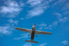 Small Plane Stock Image