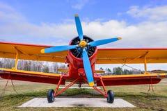 A small plane Stock Image