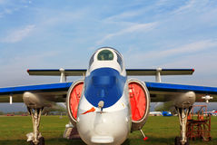 Small plane Royalty Free Stock Images