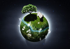 Small planet Stock Photos