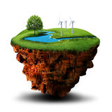 Small planet Royalty Free Stock Image
