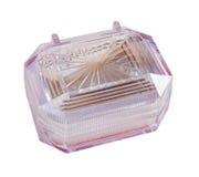 Small plastic box Stock Photo