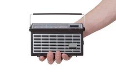 Small pocketradio Royalty Free Stock Photo