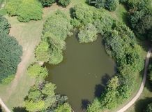 A small pond - DK stock photography