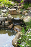 Small pond Royalty Free Stock Photos