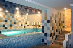 Small pool Stock Image