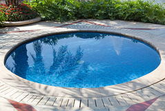Small pool Royalty Free Stock Photography