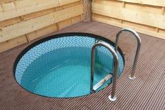 Small pool Royalty Free Stock Photos