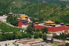 Small Potala Palace in Chengde Royalty Free Stock Photography