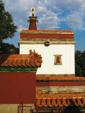 Small Potala Palace in Chengde Stock Images