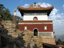 Small Potala Palace in Chengde Royalty Free Stock Photos