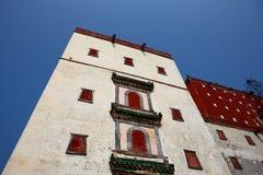 Small Potala Palace Stock Photo