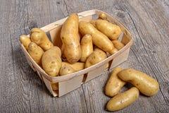 Small potatoes Stock Photo