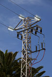 A Small Power Pylon Stock Images