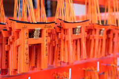 Fushimi Inari Shrine Stock Photo