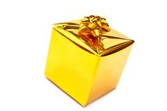 Small Present Stock Image