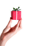 Small present Stock Photo