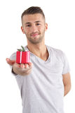 Small Present Royalty Free Stock Image