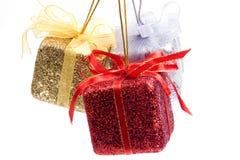 Small present box Stock Image