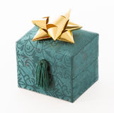 Small Present of Gift Box Royalty Free Stock Images