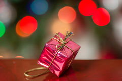 Small Present Royalty Free Stock Images