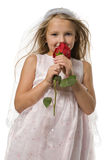 Small princess Stock Photography