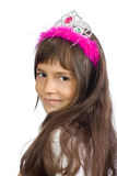The small princess Royalty Free Stock Photography