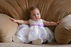 Small princess Royalty Free Stock Image