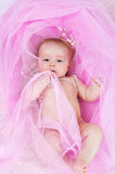 Small princess Royalty Free Stock Photography