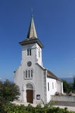 Small protestant church Royalty Free Stock Image