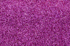 Small Purple, Red, White Glitter Stock Image