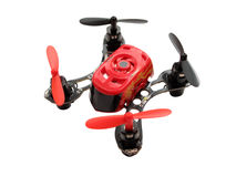 Small quadcopter Stock Photo