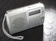Small radio Stock Photo