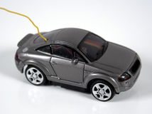 A small RC car. A small radio controlled car royalty free stock images
