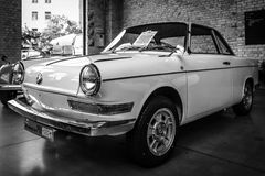 Small rear-engined car BMW 700 C Coupe Royalty Free Stock Image