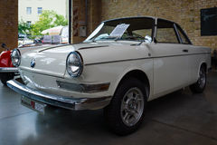 Small rear-engined car BMW 700 C Coupe Royalty Free Stock Photos