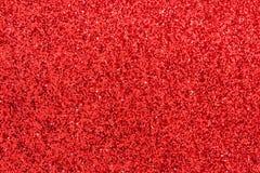 Small Red, Black, White Glitter. Macro photo of small red, black, white glitter Royalty Free Stock Photography