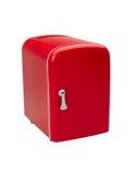 Small refrigerator Stock Image