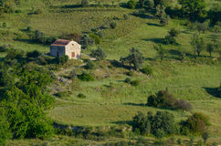 Small remote church in the troodos mountains,cyprus 4 Royalty Free Stock Image