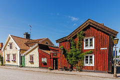 Free Small Residential Houses Royalty Free Stock Photography - 58350777
