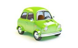 Small retro car Stock Image