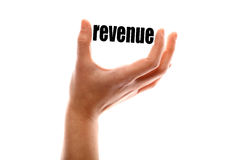 Small revenues Stock Photography