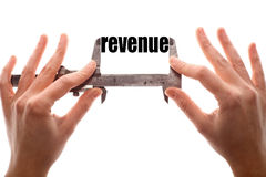 Small revenues Stock Photos