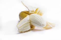 Small ripe banana Royalty Free Stock Photography