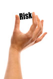 Small risk Stock Photography