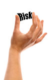 Small risk Stock Image