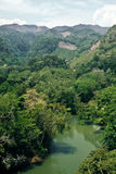 Small river, Guatemala Stock Images