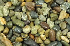 Small river rock Royalty Free Stock Photos