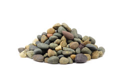 Small river rock Stock Image