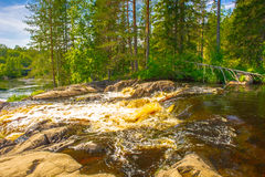 Small river Royalty Free Stock Image